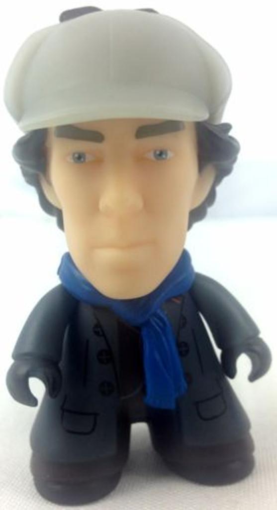 Sherlock Holmes in DeerstalkerTitan Vinyl Figure - NYCC 2016 Exclusive