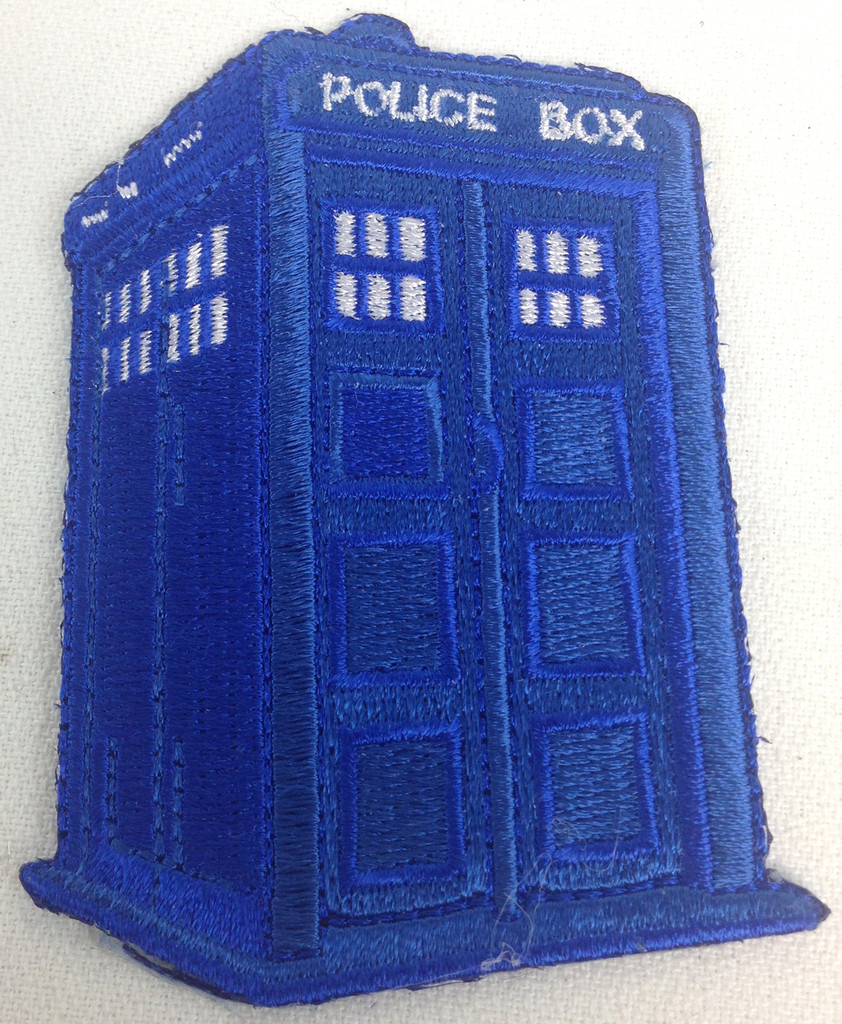 Classic TARDIS Patch