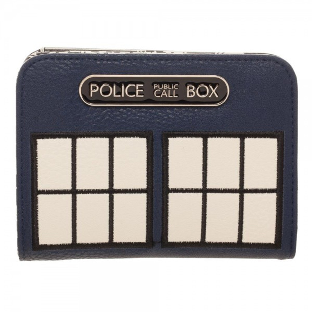 Doctor Who TARDIS Bi-Fold Wallet