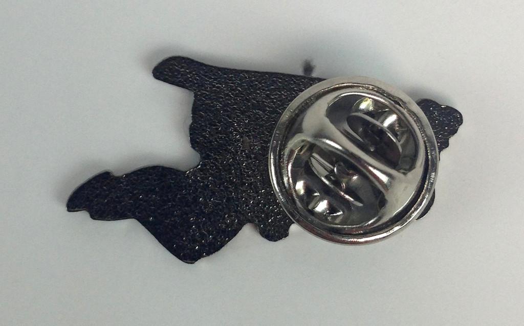 Superman Figural Enamel Pin