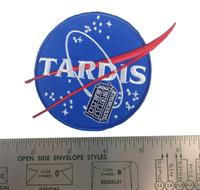 NASA TARDIS Patch