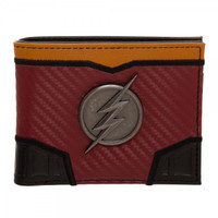 DC Comics Flash Bi-Fold Wallet
