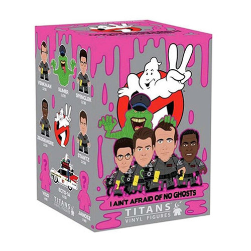Ghostbusters II Titan Figure Blind Box