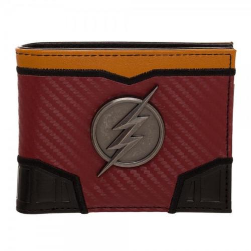 DC Comics Flash Bi-Fold Wallet
