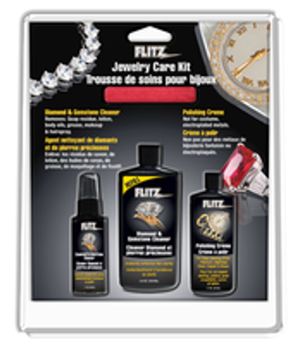 Flitz Introduces New Jewelry Care Kit