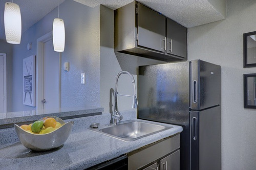 Small-Scale Kitchen, Big-Time Features