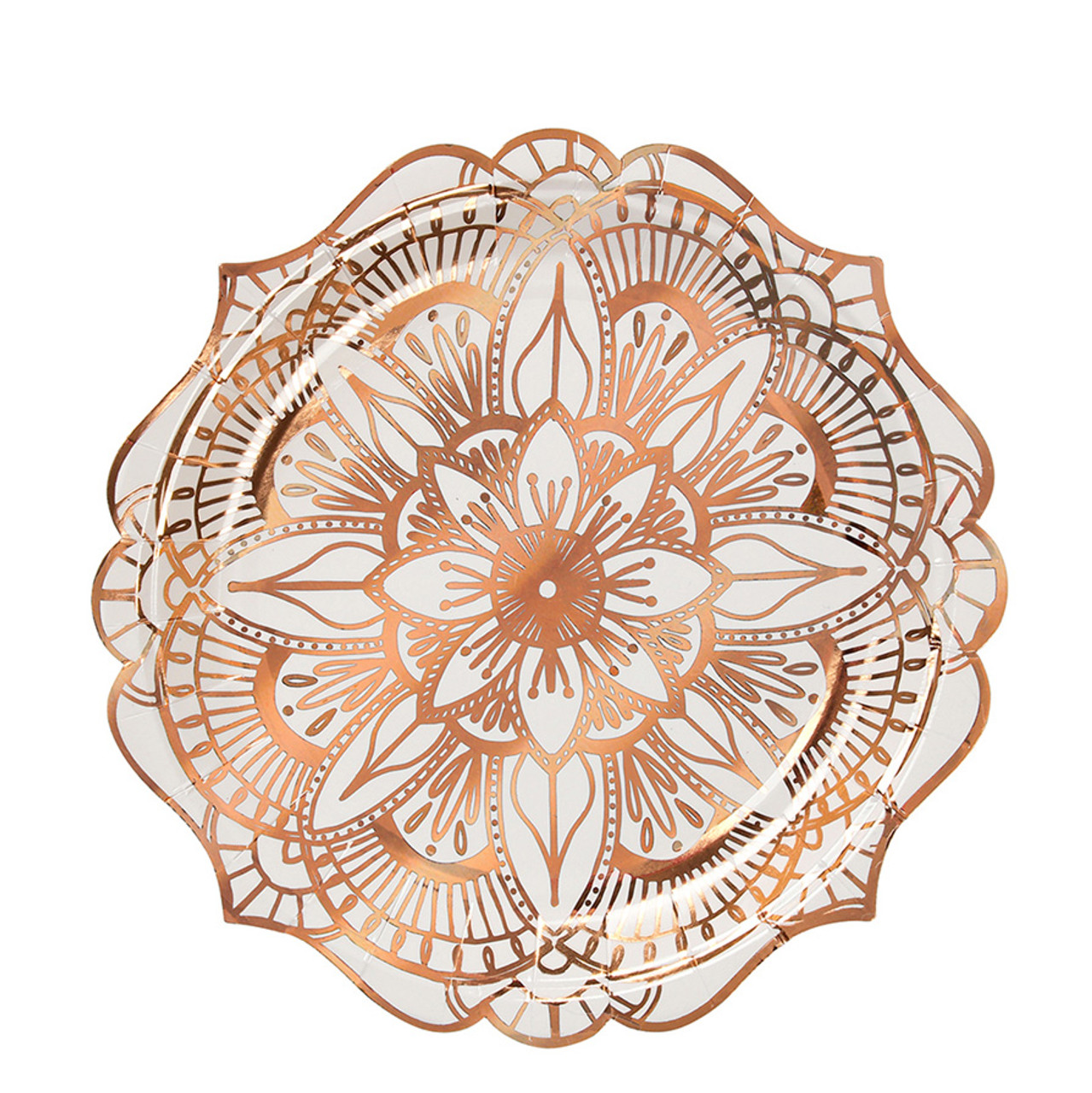 Mandala Plates Small  sc 1 st  Dream in Plastic & Mandala Plates Small - Dream in Plastic
