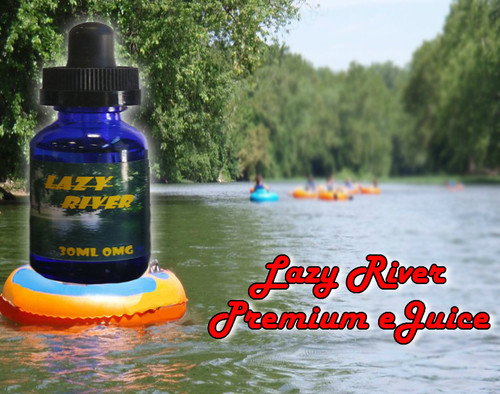 Lazy River Premium eJuice