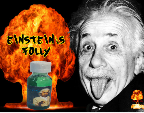 Einstein's Folly Premium eJuice