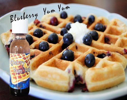 Blueberry Yum Yum Premium eJuice