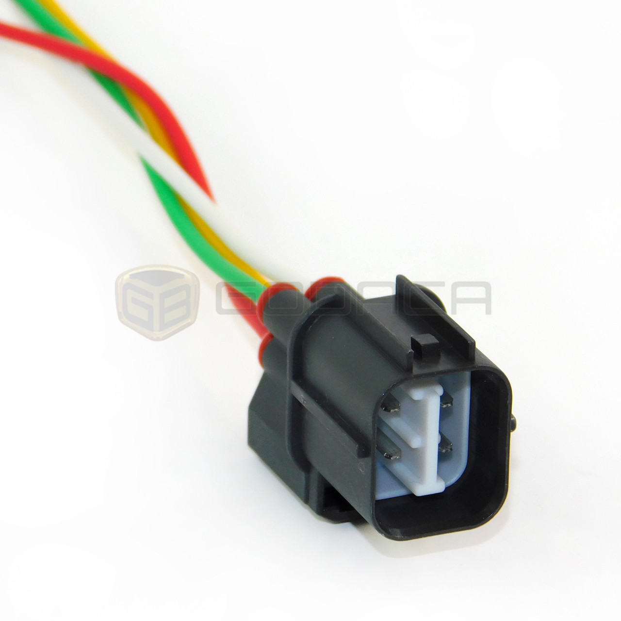 1x Connector 4-way 4-pin Male for O2 Sensor Honda Acura - Godaca, LLC.