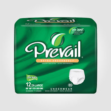 Prevail Extra, Size 2XL Super Plus Absorbency! (Older Packaging)