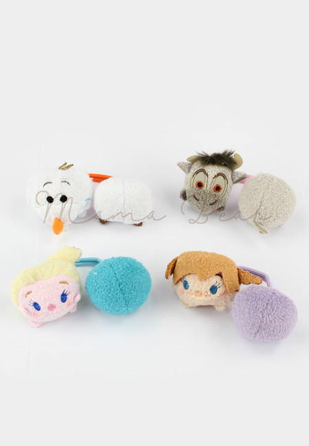 Tsum Tsum Frozen Pony Set