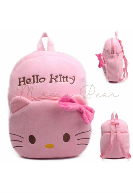 Adorable Hello Kitty Kids Fur Bag (Big)