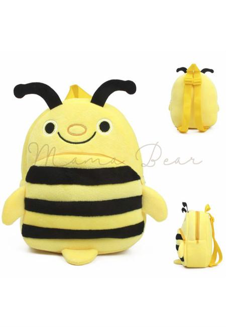 Little Bee Kids Fur Bag (Small)