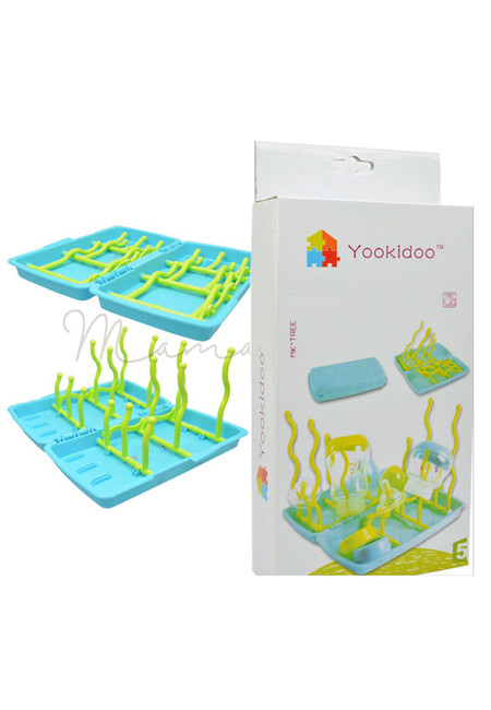 Yookidoo Baby Bottle Drying Rack