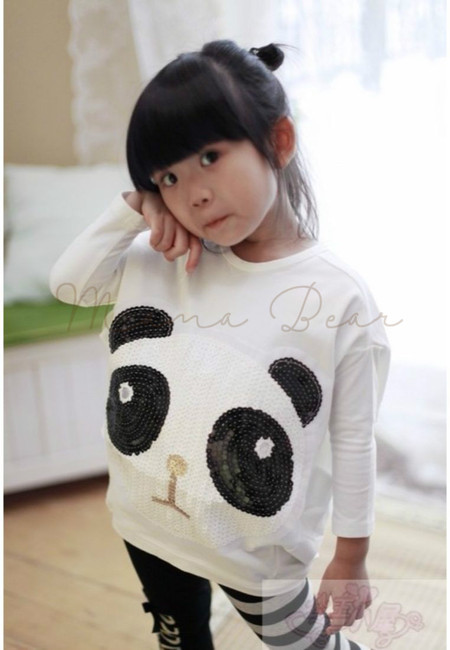 Lovable Panda Long Sleeves