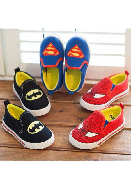 Super Hero Kid Shoes