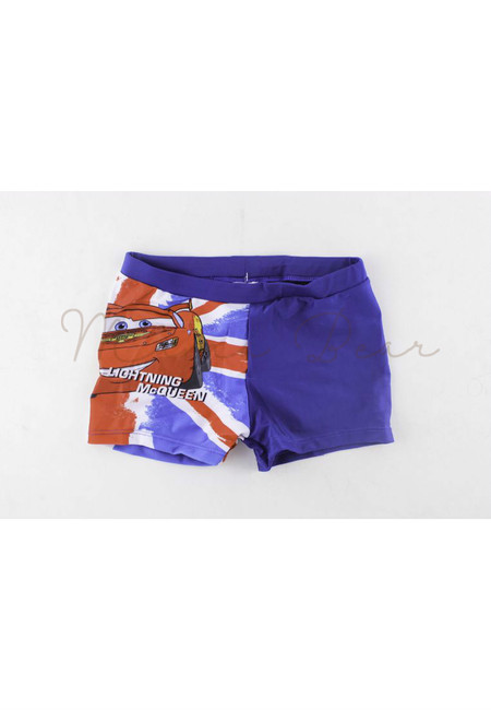 Cars Simple Kids Swimming Trunks