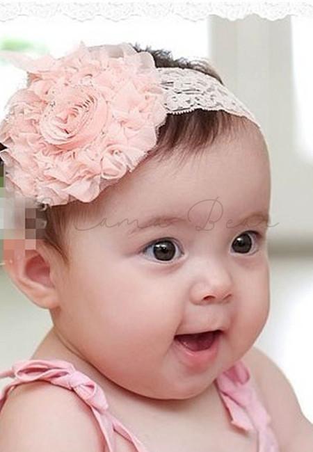 Baby Blossom Hairband