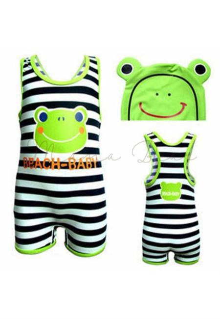 Stripes Beach Baby Boy Kids Swimwear