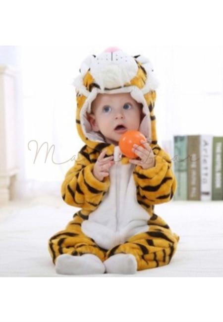 Tiger Baby Onesies