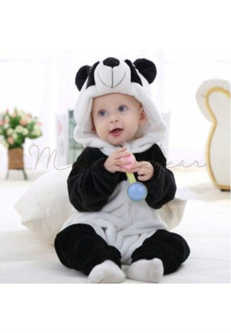Panda Baby Onesies