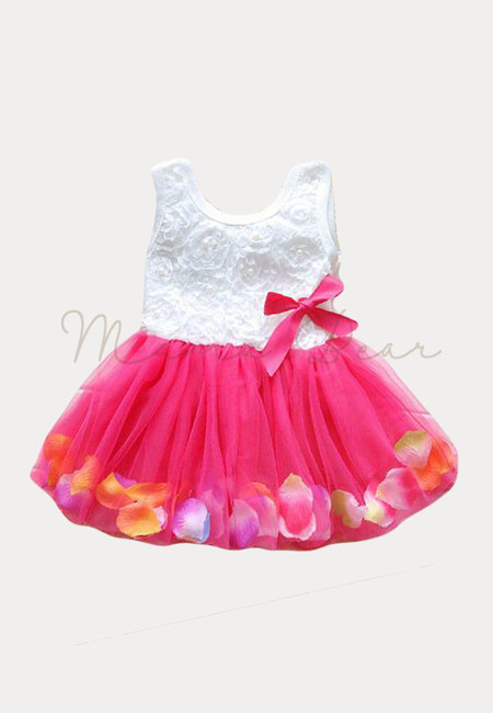Flower Lace Baby Tutu Dress