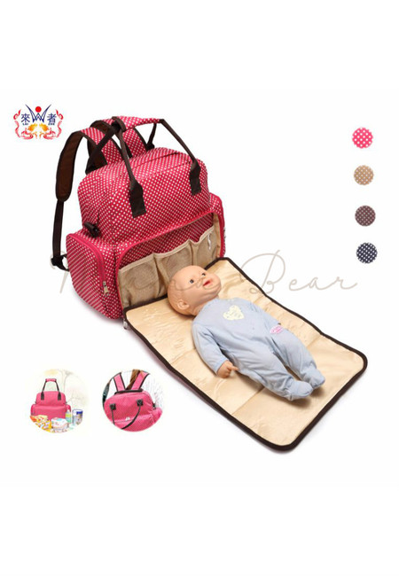 Dot Baby Multifunction Nappy Diaper Bag