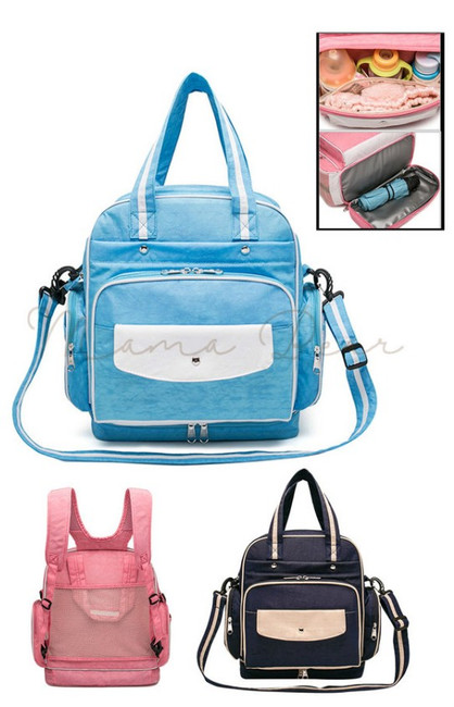 Multifunction Baby Diaper Backpack Bag