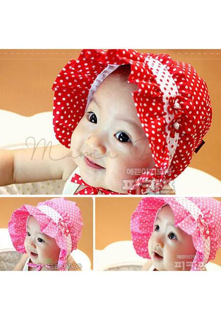 Simple Polka Hat