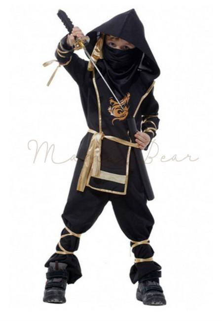 Ninja Kid Costume