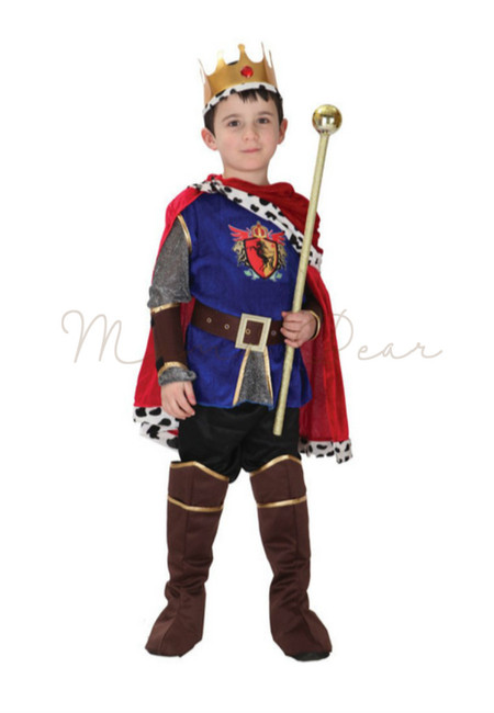 Prince Charming Kids Costume
