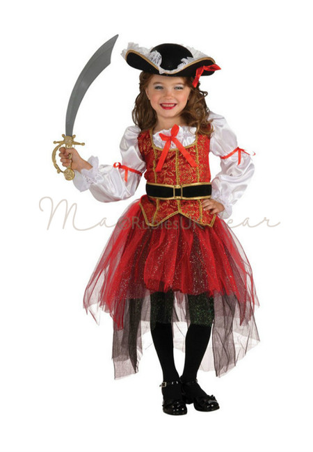 Two Piece Pirate Costume