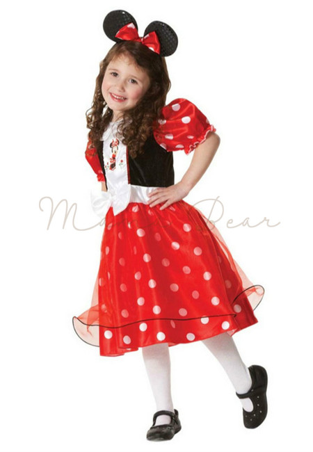 Minnie Mouse Kids Costume