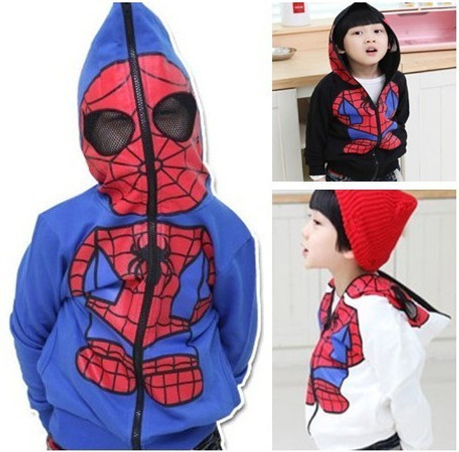 Amazing Spiderman Kid Jacket