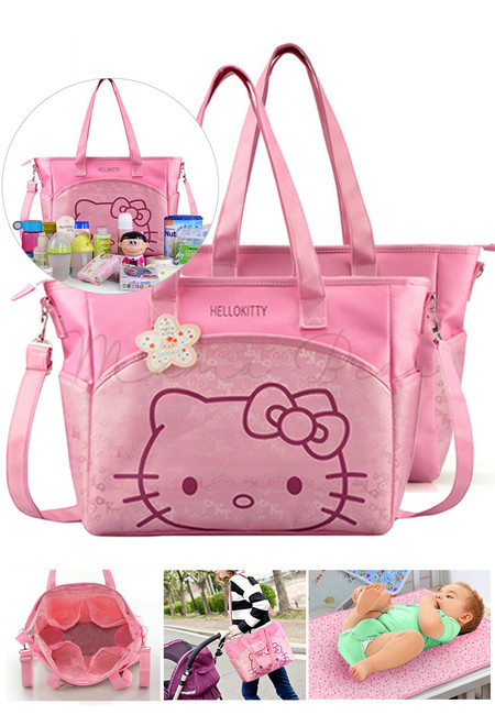 Mommy's Multifunction Diaper Changing Bag