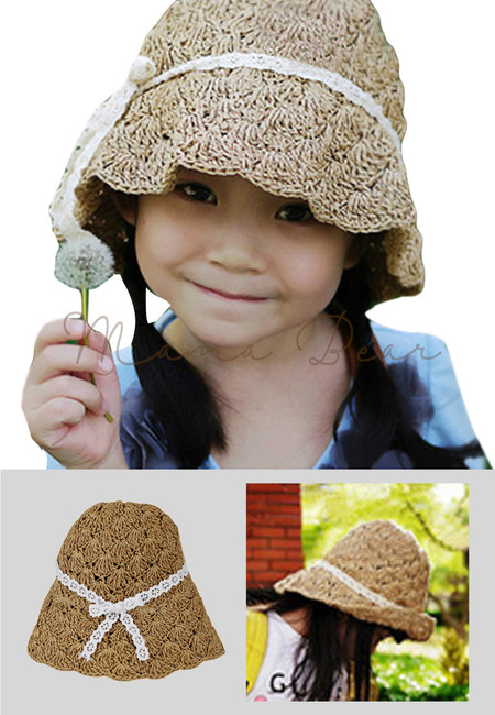 Classy Fedora Mother and Child Summer Hat