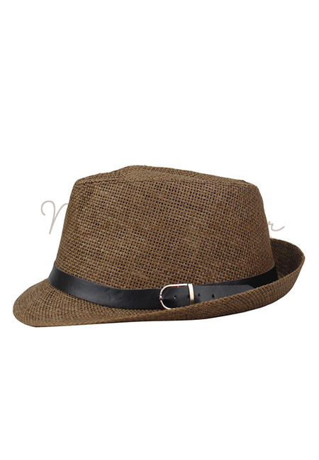Unisex Fedora Kids Summer Hat