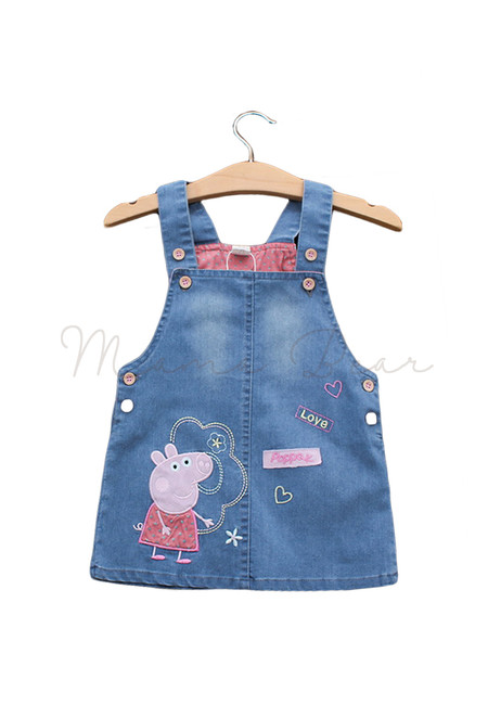 Denim Like Peppa Pig Jumper
