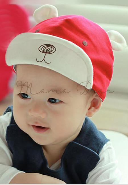 Cute Bear Hat