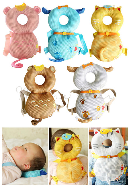 Baby Safety Head Protector Travel Pillow