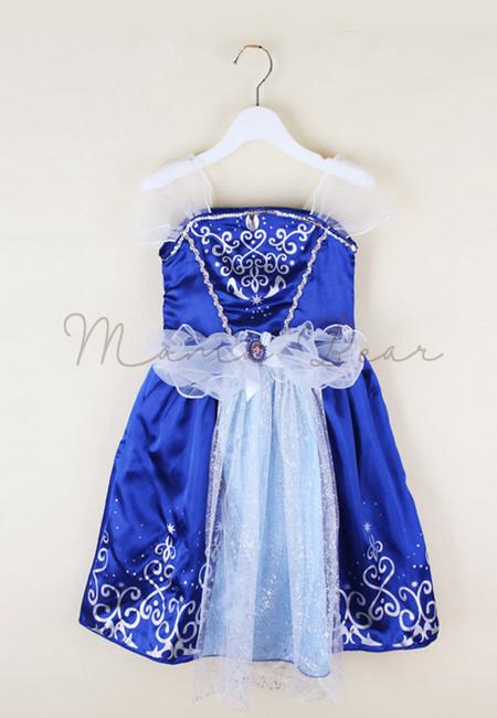 Cinderella Kid Costume