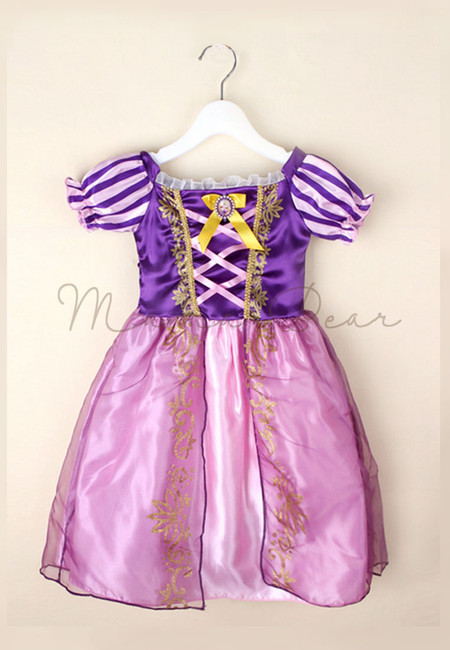 Rapunzel Kid Costume