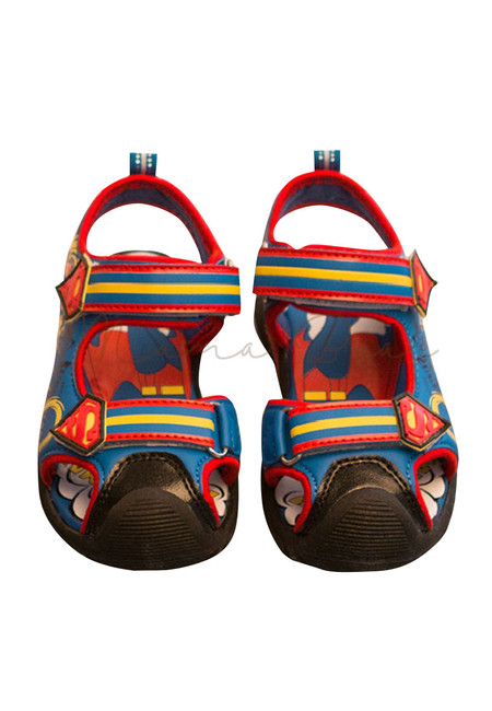 Superman Non Slip Sandals