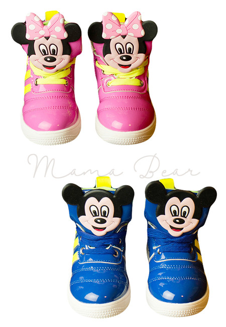 Mickey Minnie Kid Sneakers