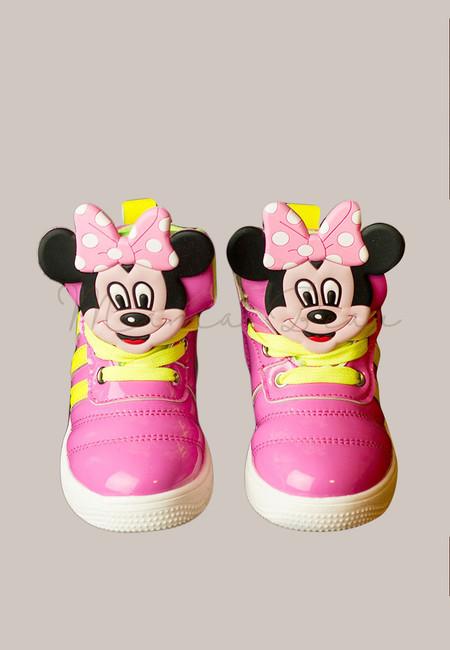 Mickey Minnie Kid Sneakers