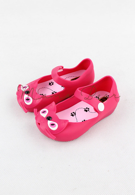 Kitty Cat Kid Scented Jelly Shoes