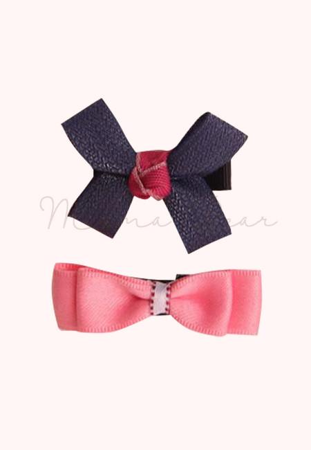 Lovely Ribbon Kids Hair Clip Set