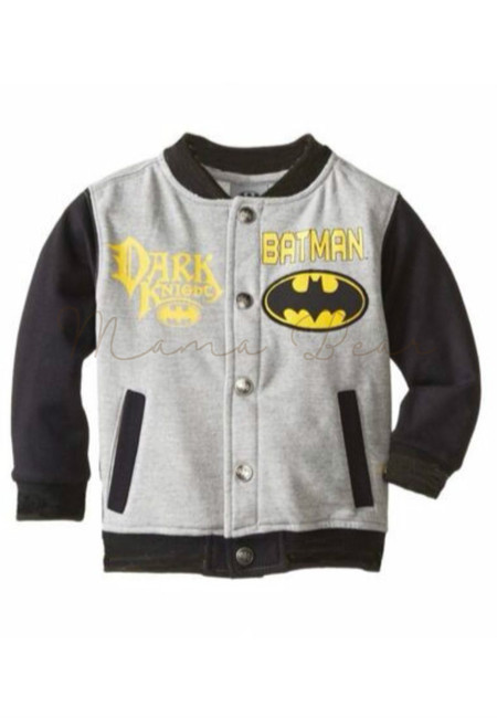 Batman Print Kids Jacket